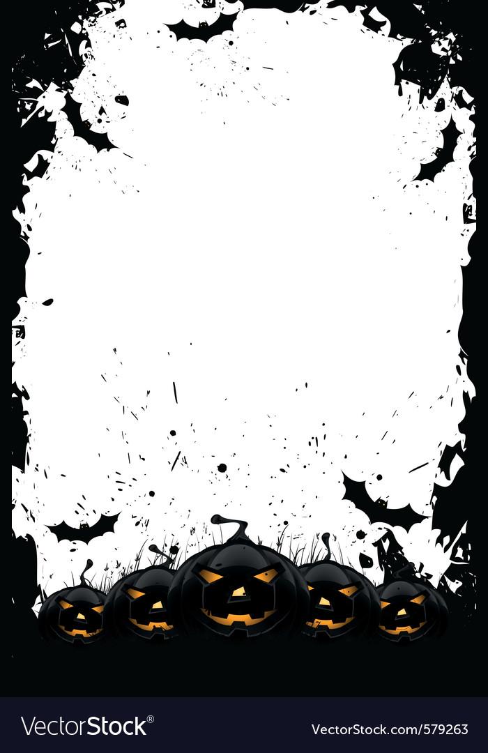 Halloween Vectors free halloween vectors Grungy Halloween Vector