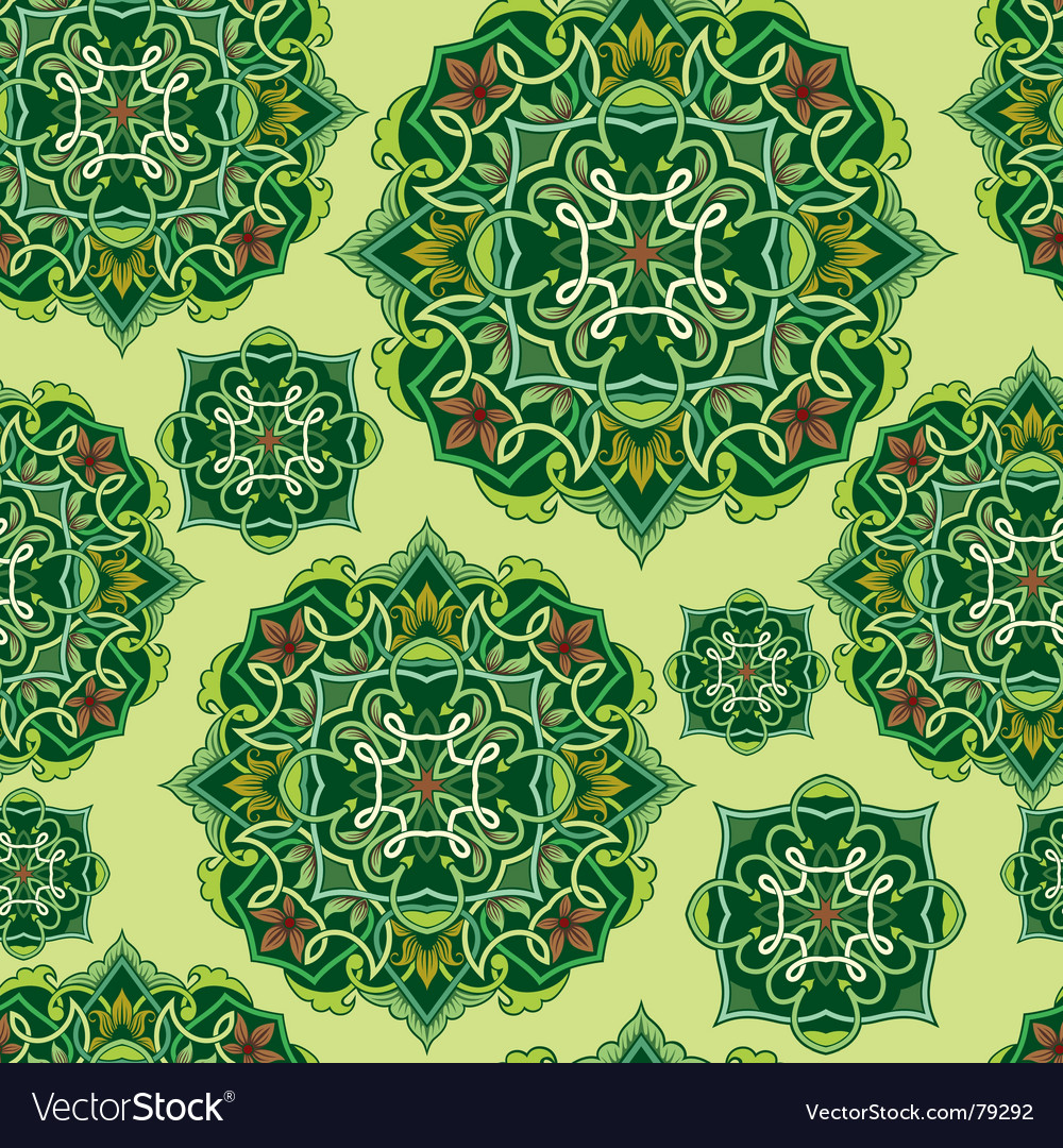 Free pattern vector