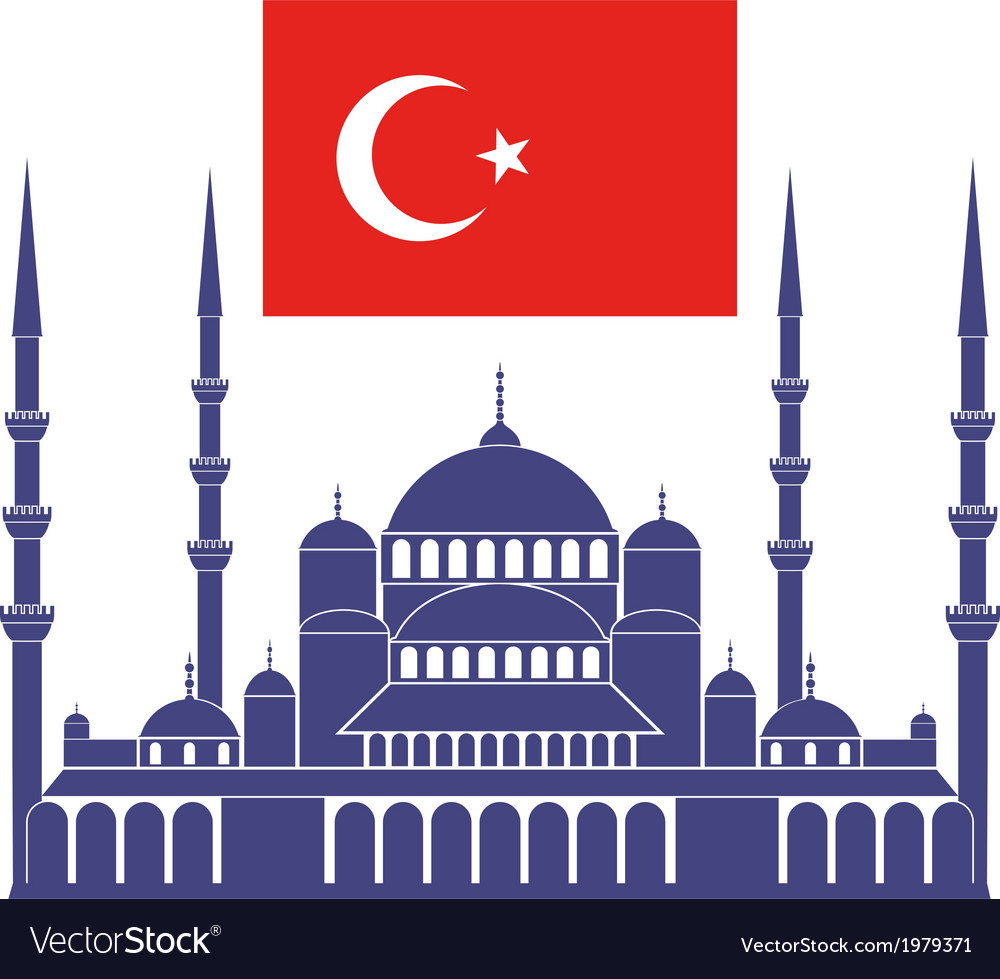 Turkey vector