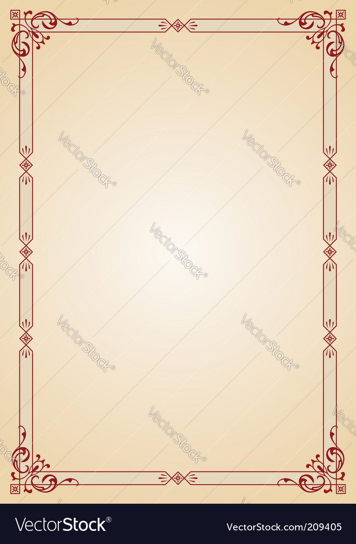 Document background vector