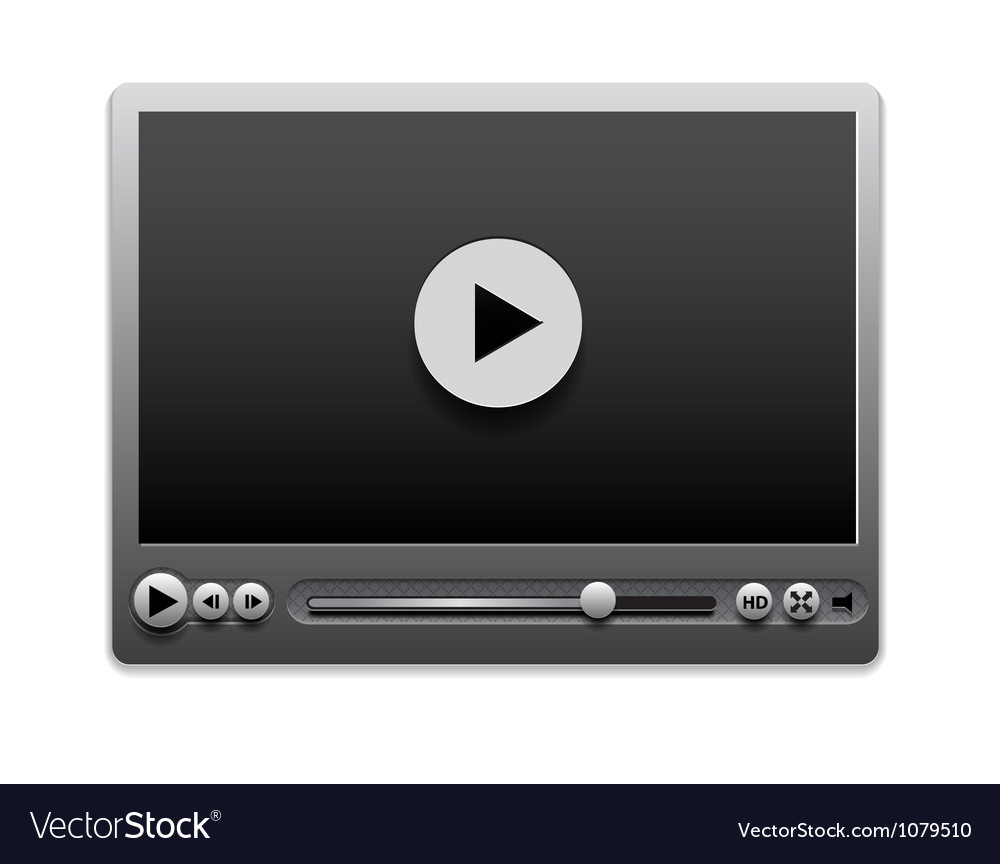 Media player vector