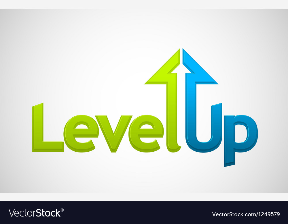 Level up vector