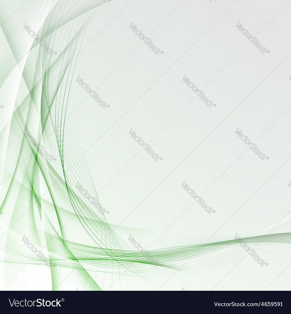 Transparent modern green border certificate vector by ...