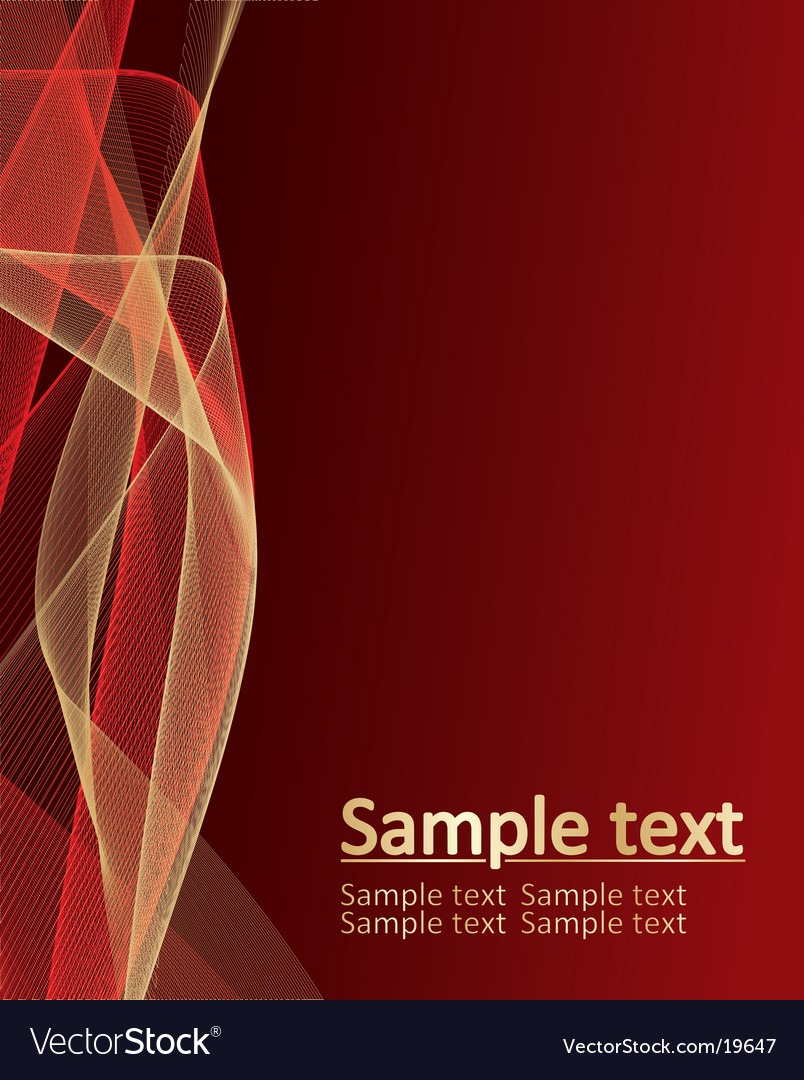 Background from beautiful gold pattern vector