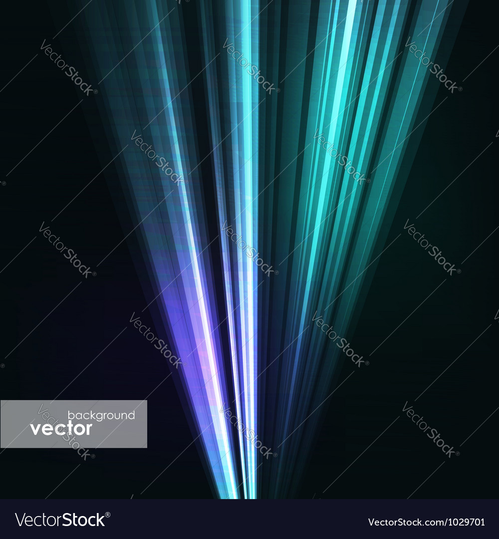 Abstract light background set vector