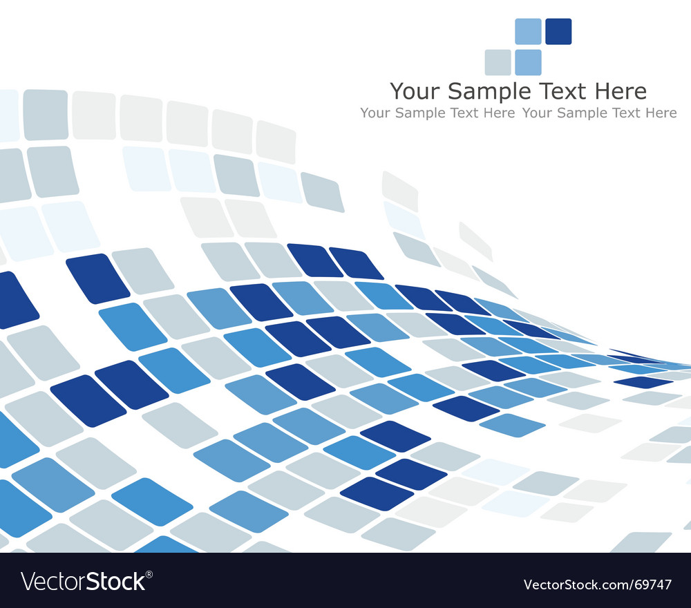 Checked background vector