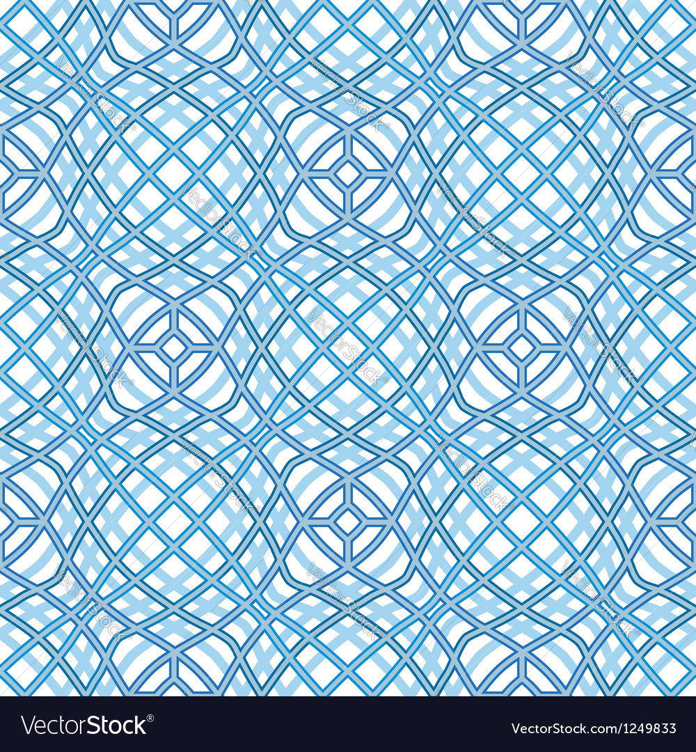 Wavy texture abstract seamless pattern vector