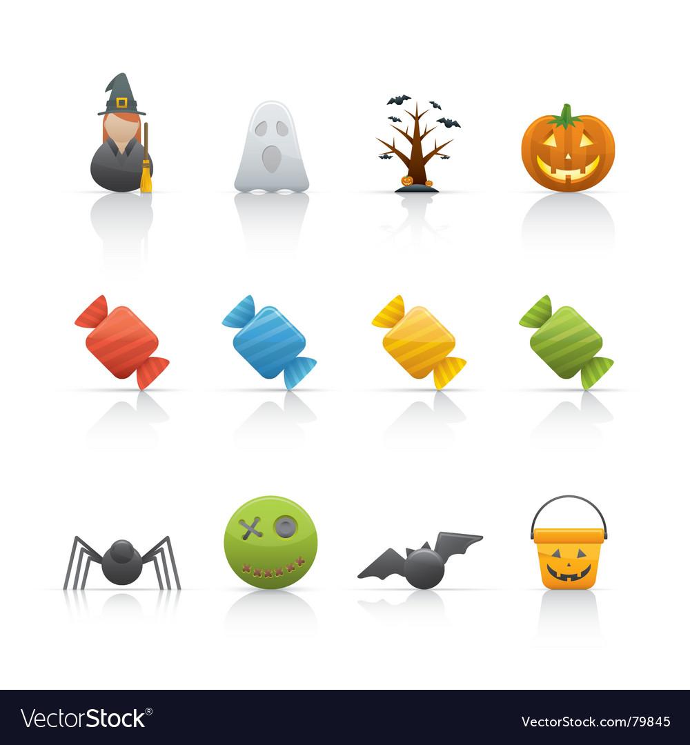 Halloween Vectors scary halloween elements Halloween Vector