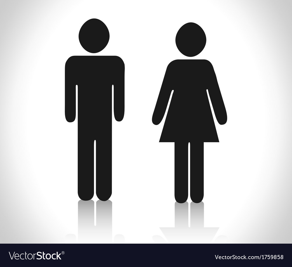 Pictograms people man icon sign symbol pictogram vector