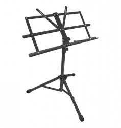music stand vector image vector image