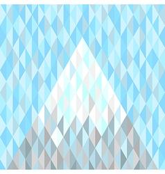 Abstract back mountain vector