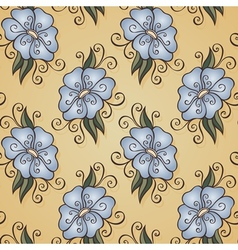 Floral pattern 13 5 vector