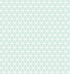 seamless triangle simple pattern vector image