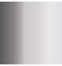 Silver metal plate texture realistic vector image