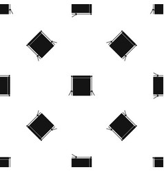 studio backdrop pattern seamless black vector image