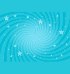 For swirl design swirling radial pattern stars vector