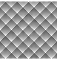 Checked diagonal pattern vector image