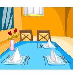 Restaurant vector