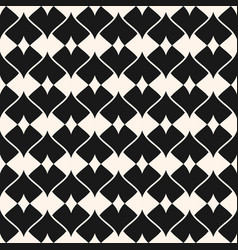 elegant seamless pattern geometric ornament vector image vector image
