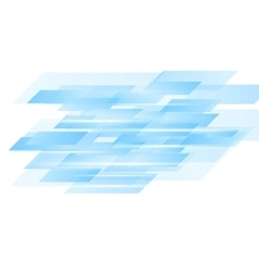 Blue abstract technology design vector