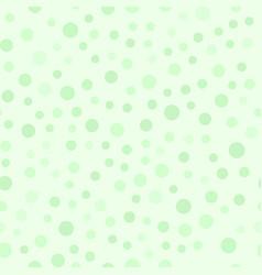 Green circle pattern seamless vector