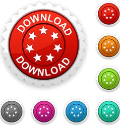 Download award vector