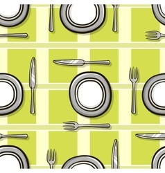 Tableware6 vector