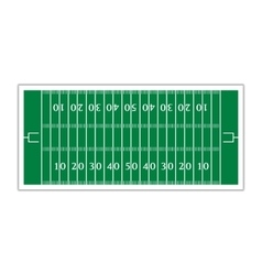 Field for football vector