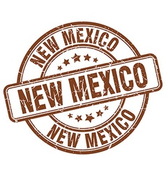 New mexico stamp vector