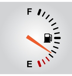Fuel indication vector