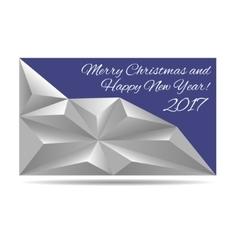 Merry christmas 2017 vector