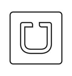 Uber vector