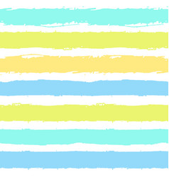 Bright paint brush lines background vector