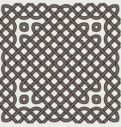 Celtic ornament vector