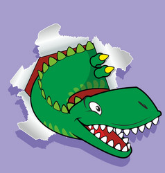 sellosaurus vector image