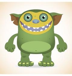 Monster14 vector image