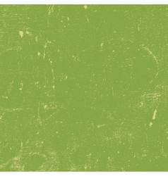 Green distressed paint vector