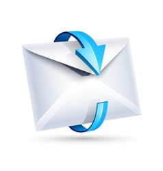 Email letter vector