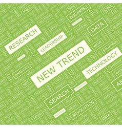 New trend vector
