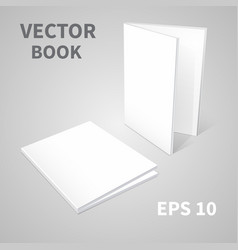 paper book-03 vector image