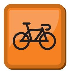 Bicycle icon - bike icon vector