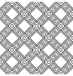 celtic seamless pattern vector image
