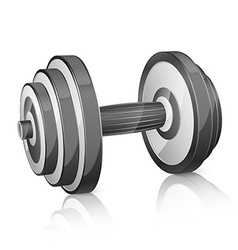 Realistic dumbbell vector