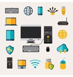 Network gadget set vector