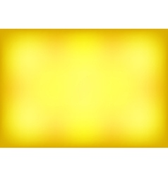 Yellow gold celebrate blur background vector