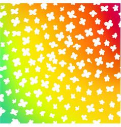 Trendy neon colors background vector