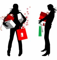 shopping 88 design vector image