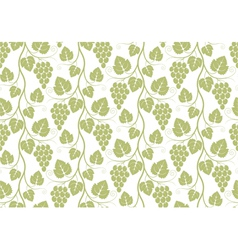 Pattern Grape vector image