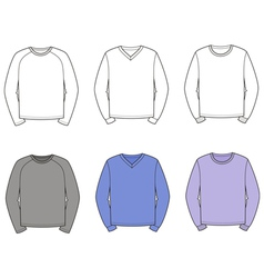 Jumpers vector image