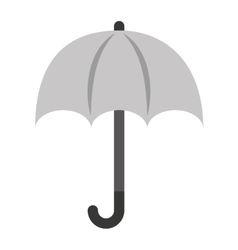 Umbrella isolated icon design vector